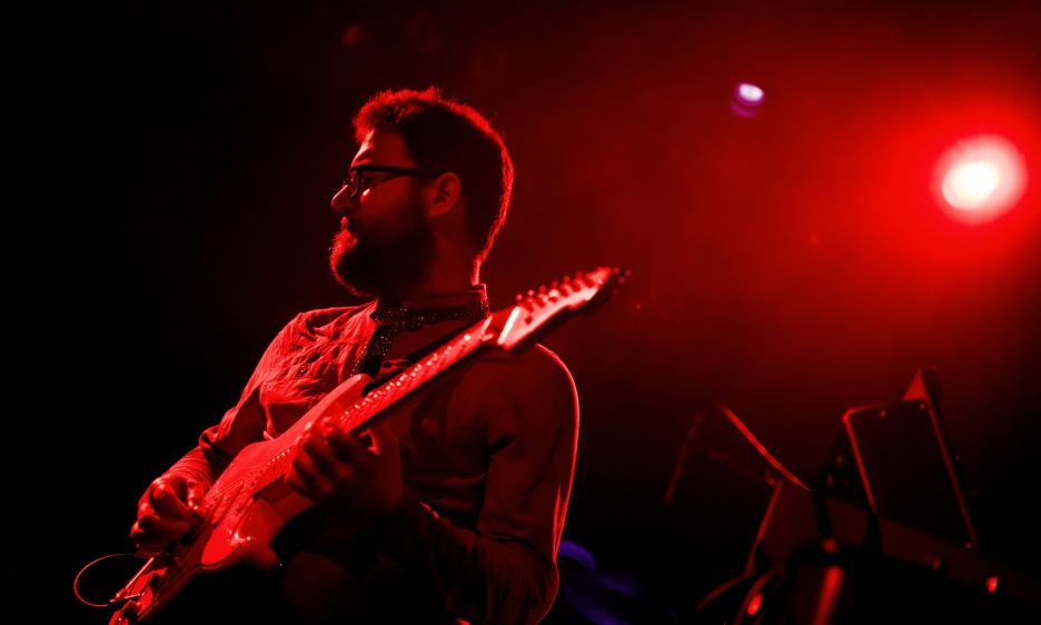 Bob Lanzetti: Snarky Guitars, Part 2