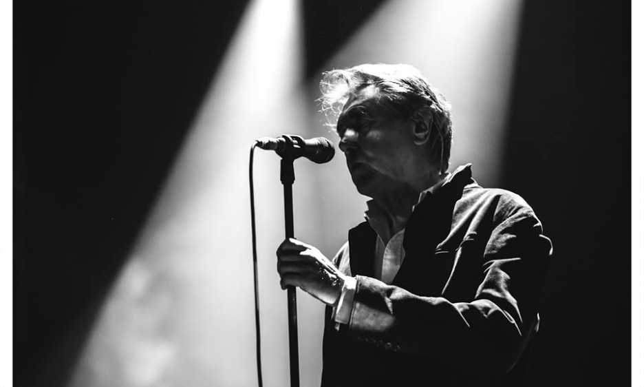 Bryan Ferry at the Macedonian Philharmonic Hall, Macedonia 2018
