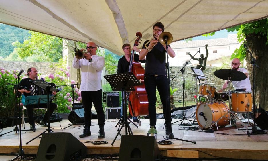 Lagarina Jazz Festival 2018 - Trentino in Jazz