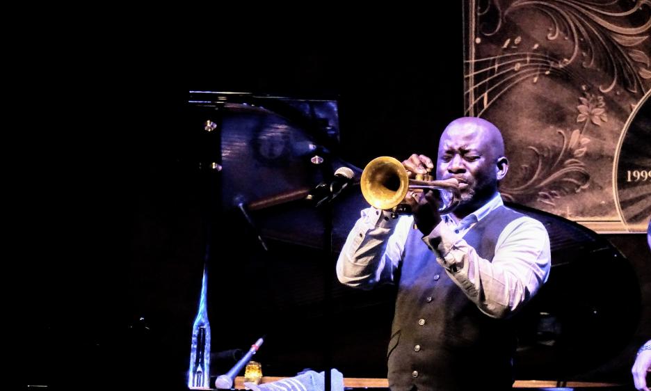Charlton Singleton At The Jazz Corner