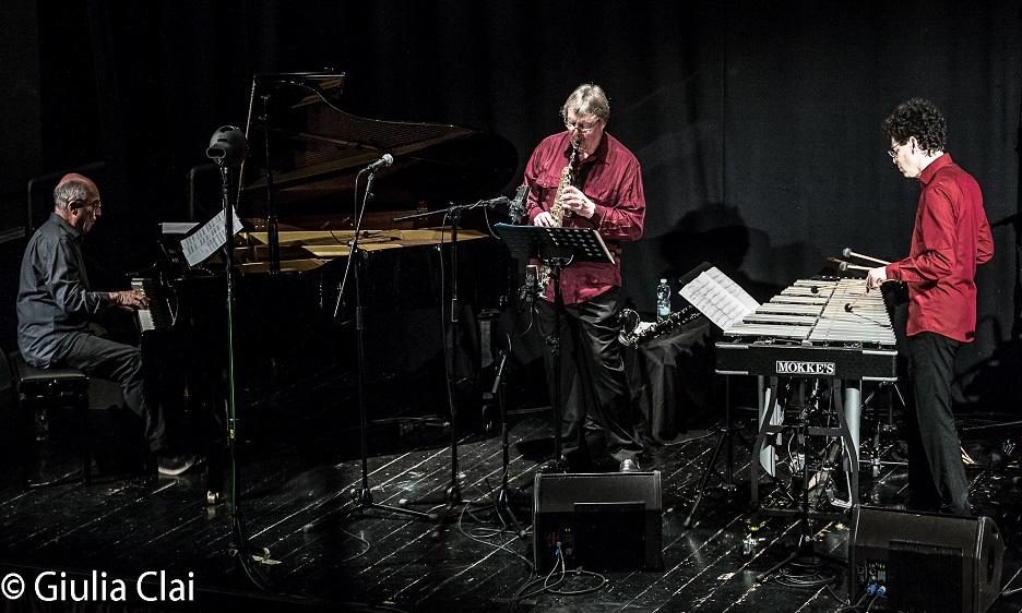 John Surman Trio a Crossroads 2018