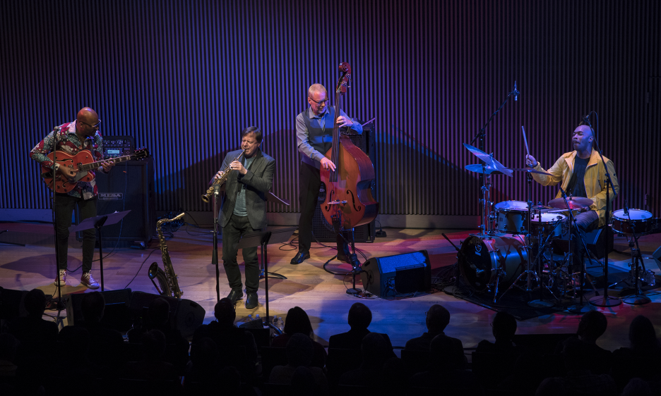 Dave Holland Residency at SFJAZZ