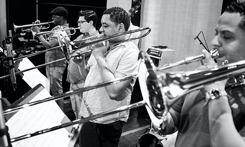 Uptown Jazz Tentet - What's Next - Release Date: October 1st Featuring Brandon Lee, Adam Birnbaum & More!