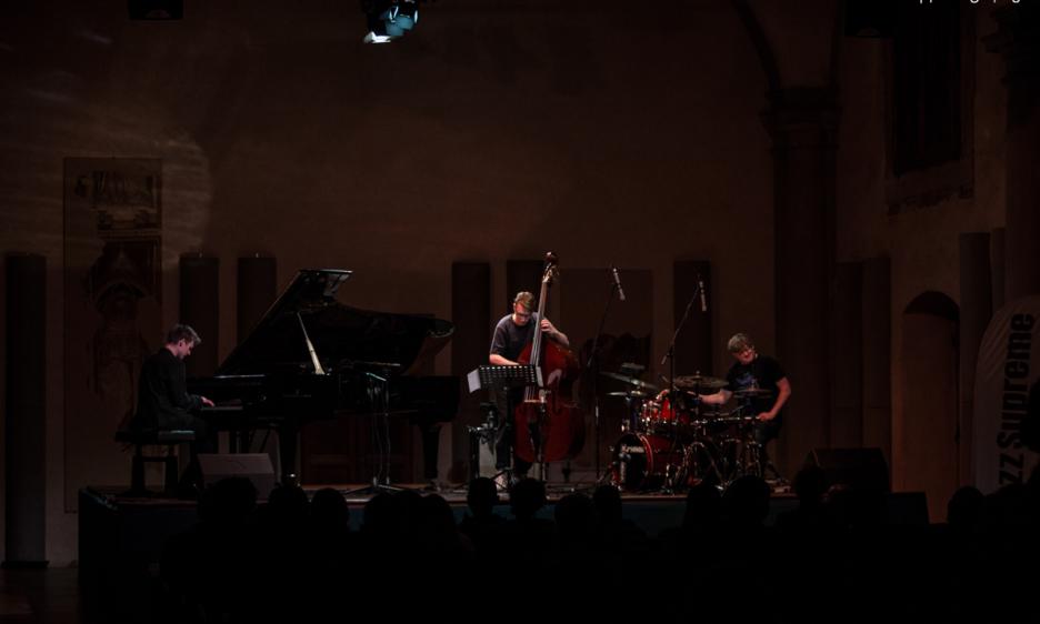 Jim Black Trio alla Sala Vanni di Firenze