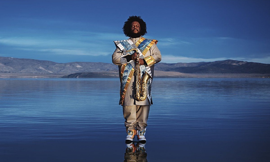 Kamasi Washington at the Ogden Theatre