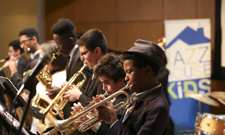 Jazz House Kids:  The House that Jazz Built