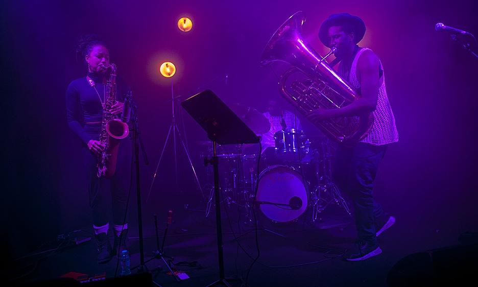 Brussels Jazz Festival 2019