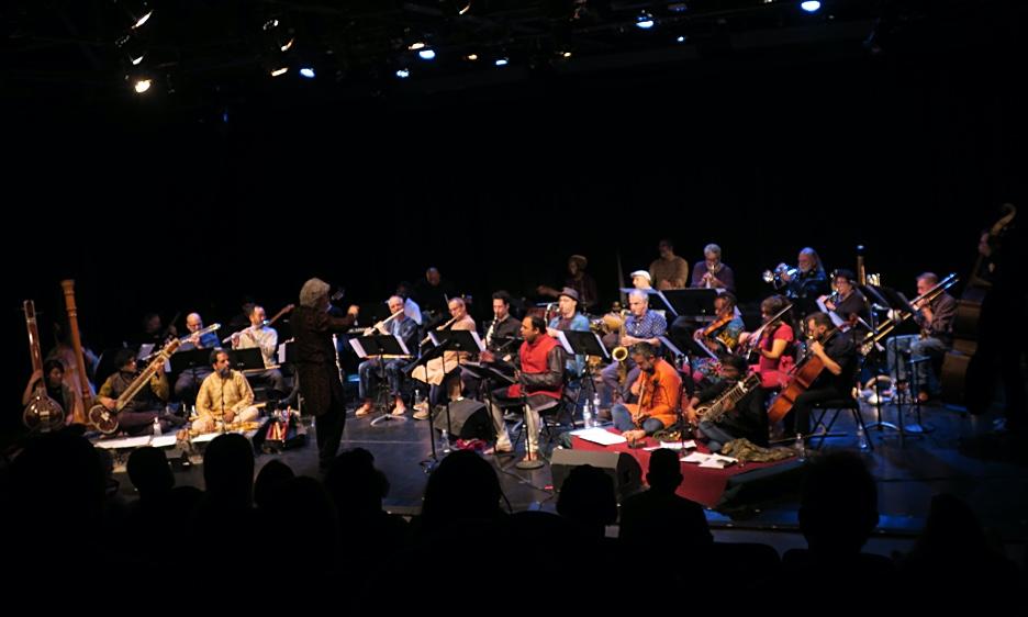 Go: Organic Orchestra and Brooklyn Raga Massive at Painted Bride Art Center