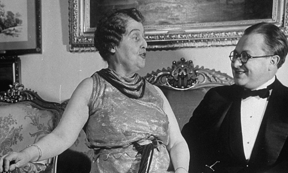 RARE!! Florence Foster Jenkins Find
