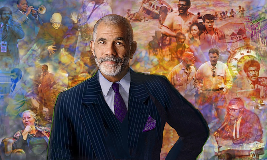 Ed Bradley: Journalist and Jazzman