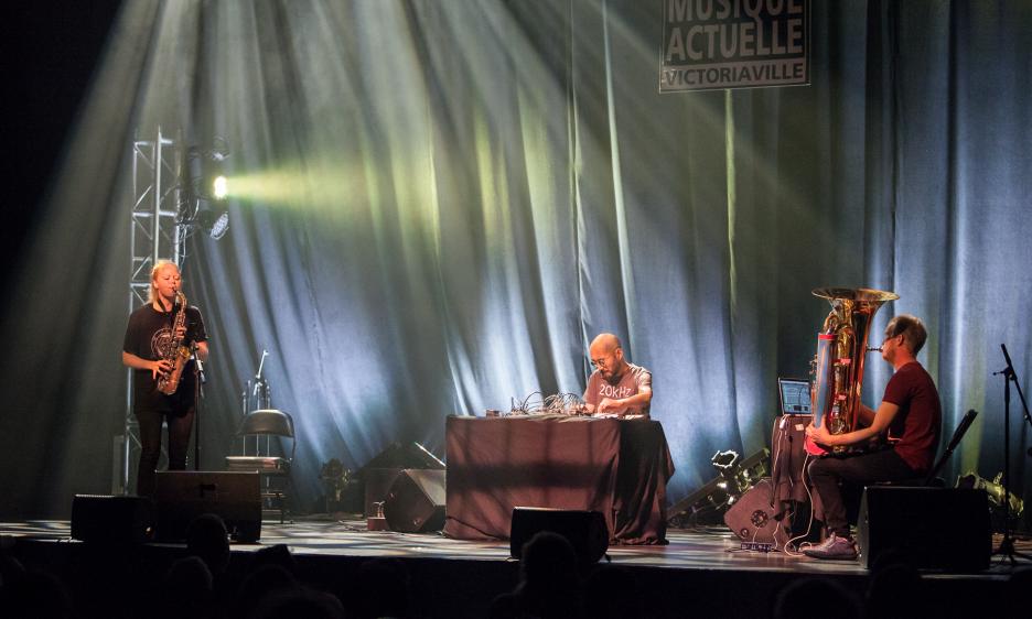Festival International de Musique Actuelle de Victoriaville 2018, Part 2