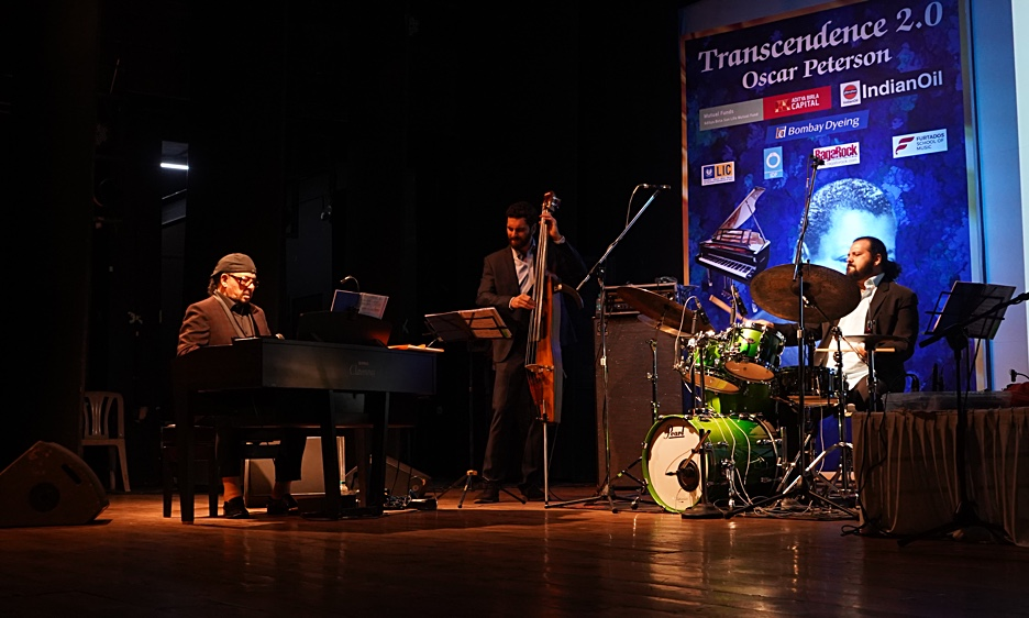 Transcendence 2.0: Louiz Banks pays tribute to Jazz legend Oscar Peterson in Mumbai