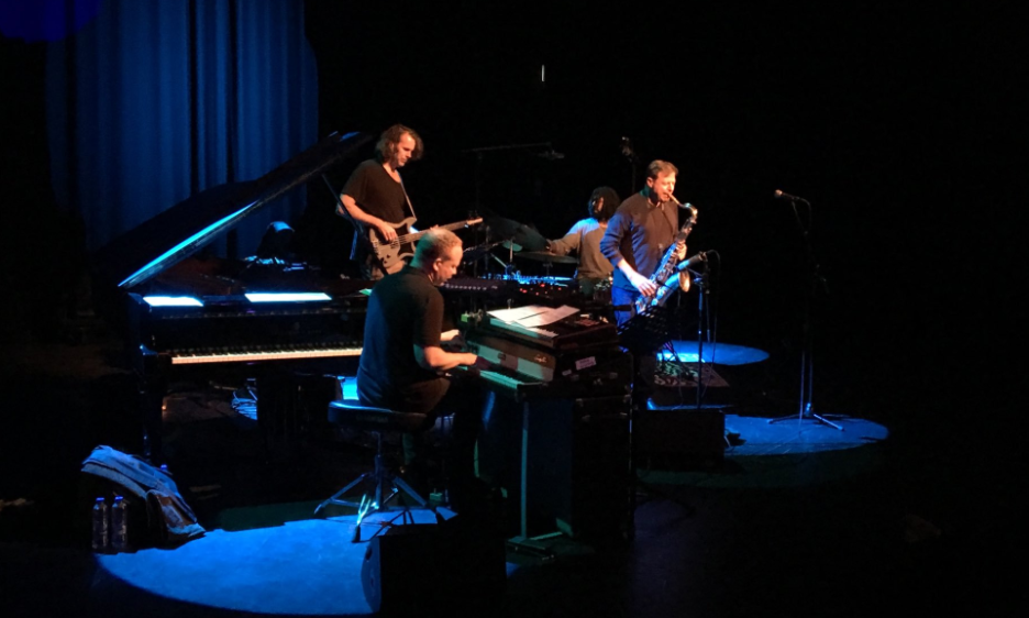 An Urban Myth: Chris Potter Circuits Quartet feat. Craig Taborn at Porto's Casa da Música