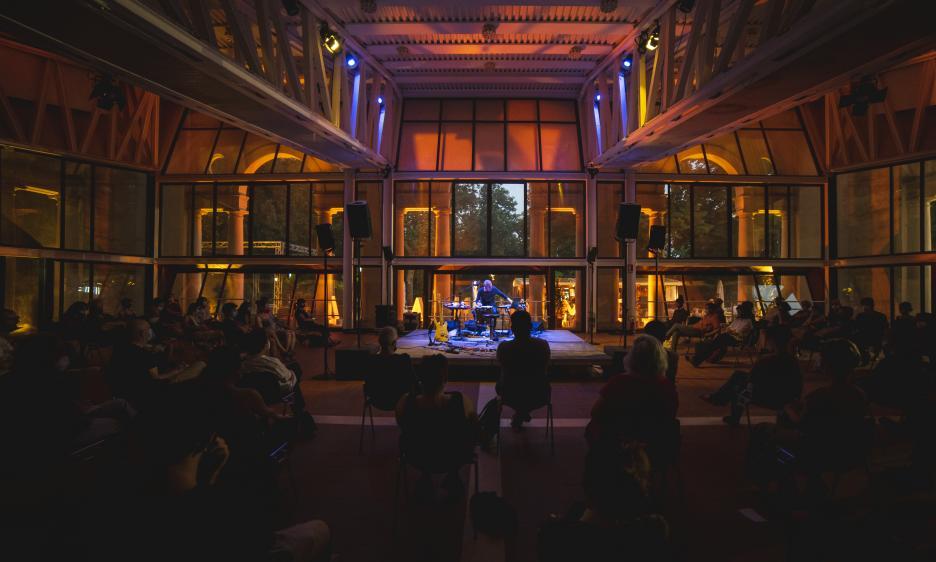 Aria - Tempo Reale Festival 2021