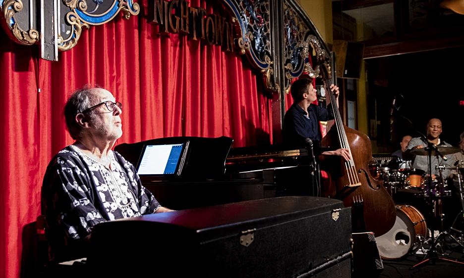 Bob James Trio at Nighttown