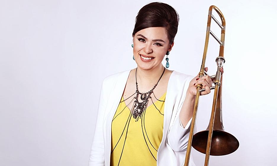 Trombonist Audrey Ochoa Wins Edmonton Music Prize