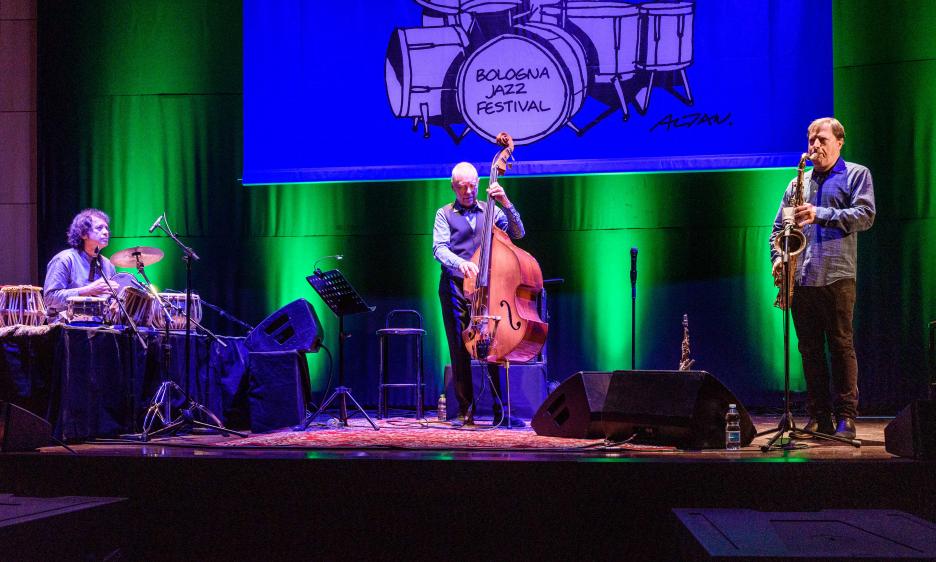 Crosscurrents Trio al Bologna Jazz Festival