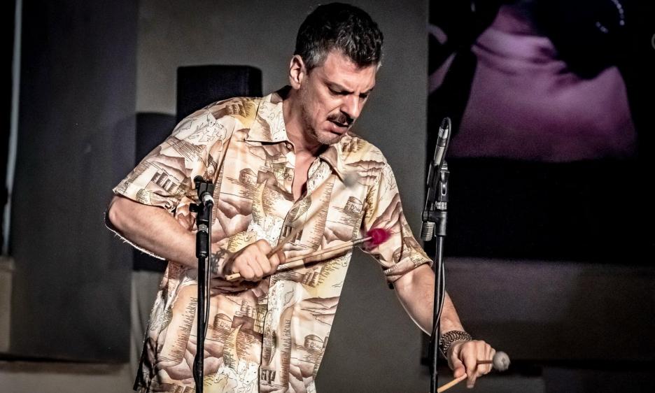 Pasquale Mirra: la rinascita del vibrafono