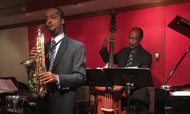 Carl Bartlett, Jr. at Jazz At Kitano