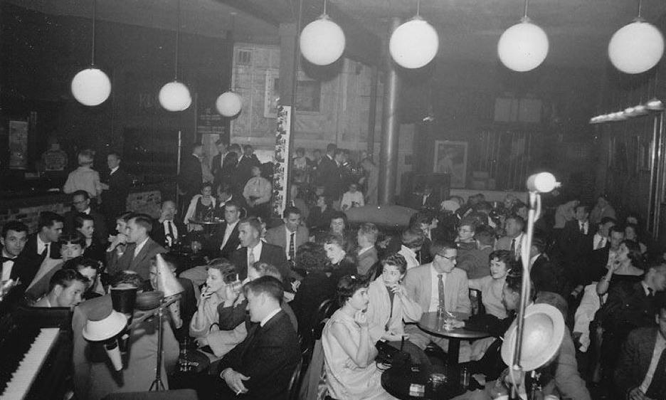The Rebel Café: Sex, Race and  Politics in Cold  War  America's Nightclub Underground