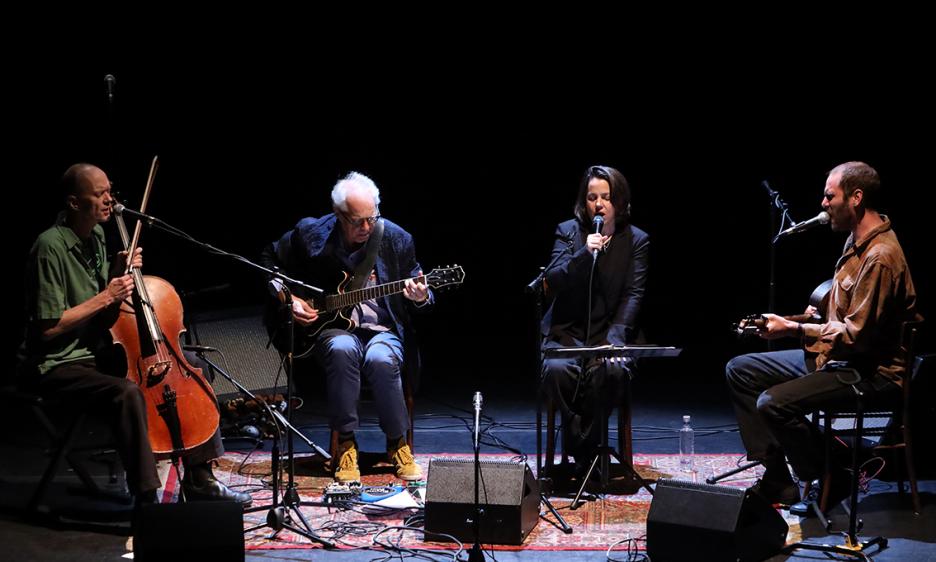 Bill Frisell Harmony Quartet a Trento