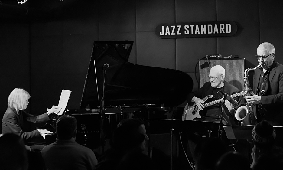Carla Bley's Trio at the Jazz Standard