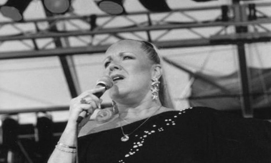 Rebecca Parris: 1951-2018