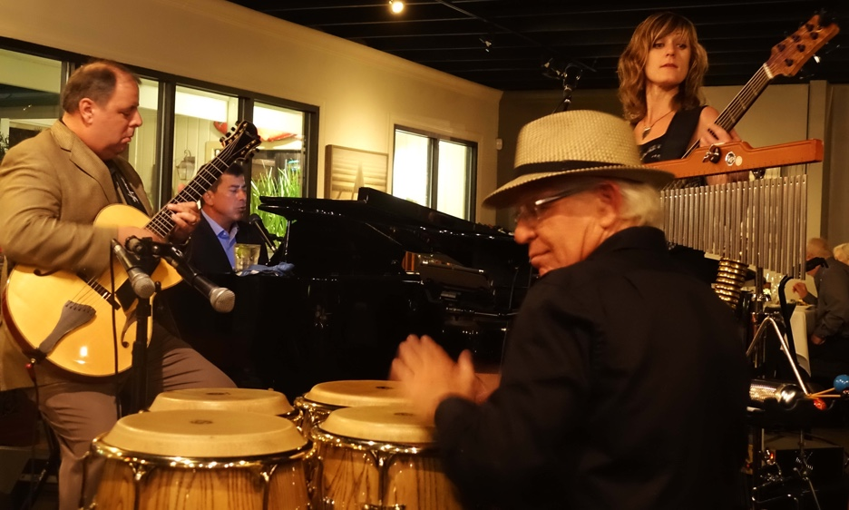 John Brackett Quartet at Redfish Restaurant