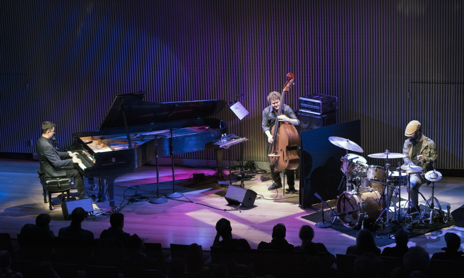 Vijay Iyer at SFJAZZ