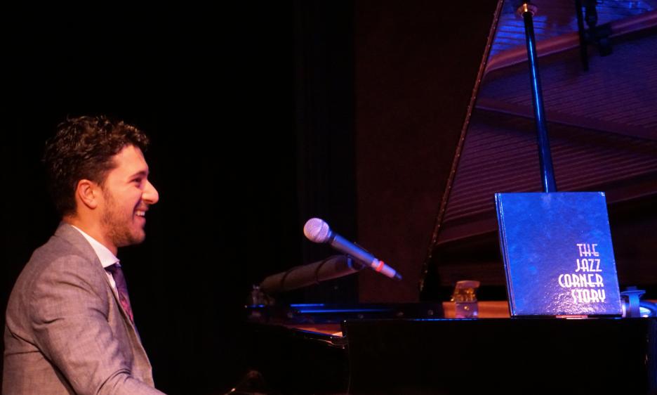 The Emmet Cohen Trio at The Jazz Corner
