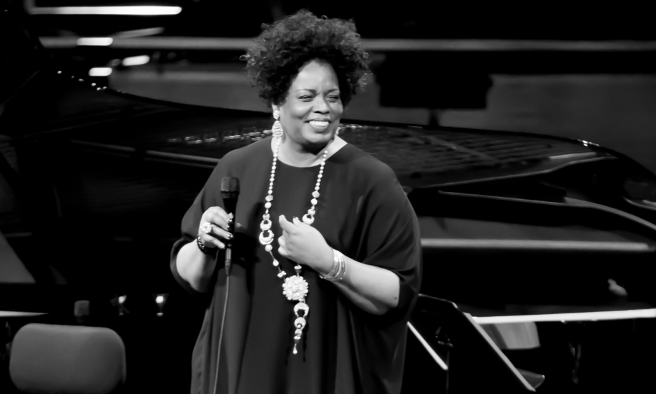 Dianne Reeves at The Rose Theater