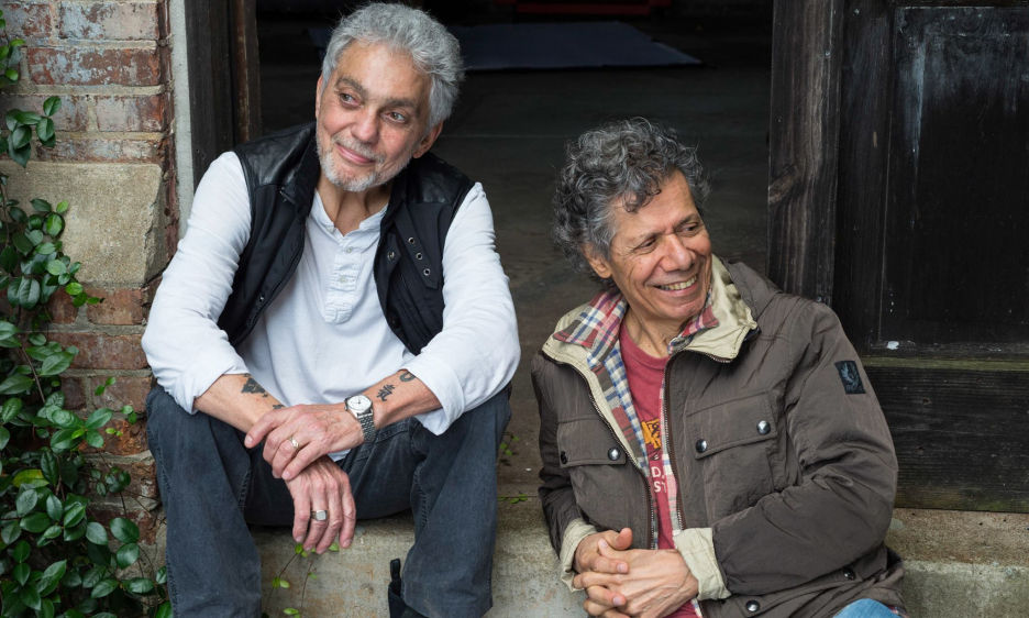 Chick Corea/Steve Gadd Band At Blues Alley
