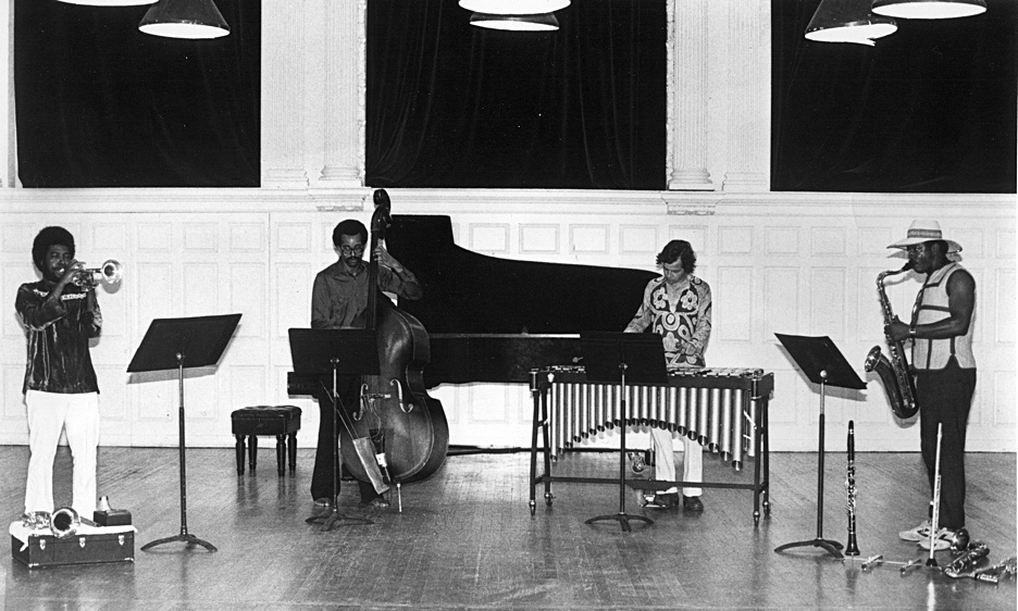 The Creative Music Improvisers Forum: New Haven's AACM