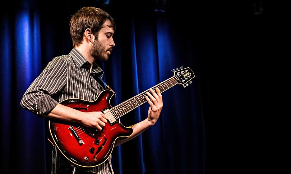Guitarist Mike Seal