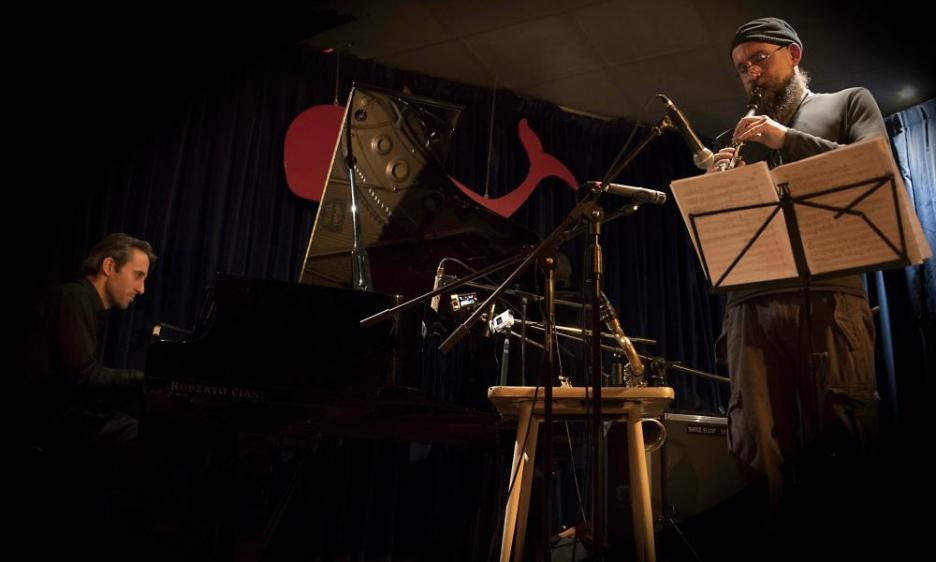 Alexander Hawkins e Marco Colonna Duo al Pinocchio di Firenze