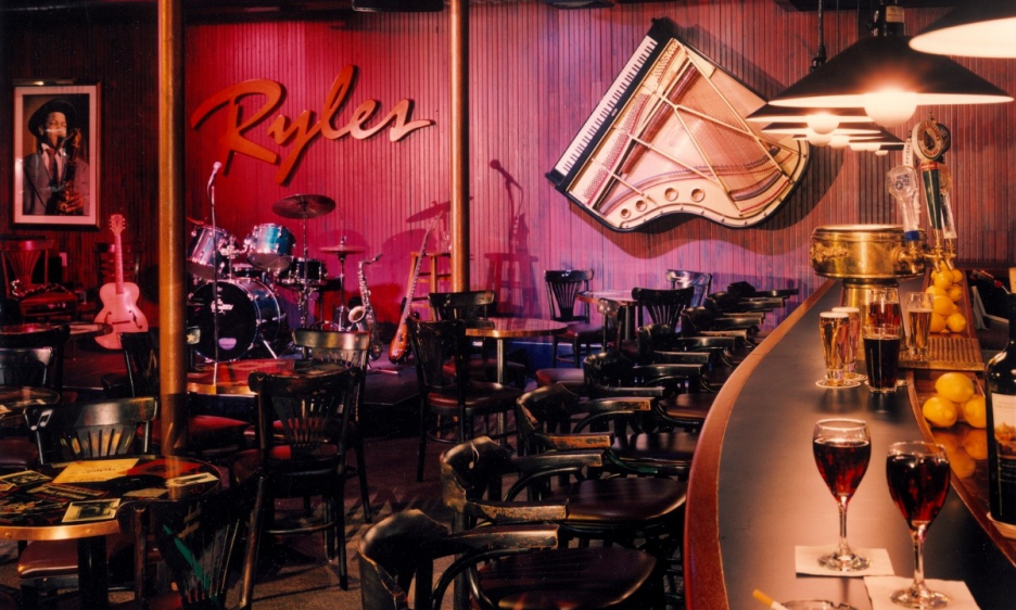 Ryles Jazz Club Closes
