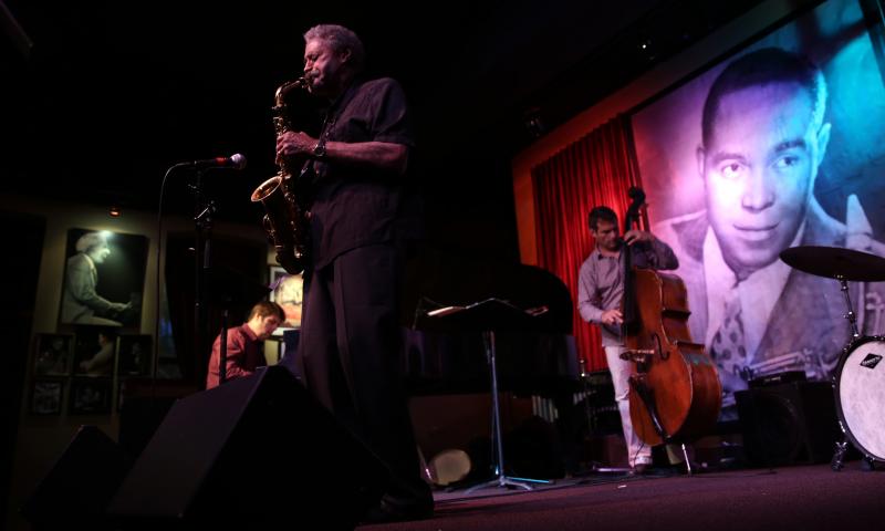 January 2018:  Charles McPherson, Duke Ellington, Charlie Parker
