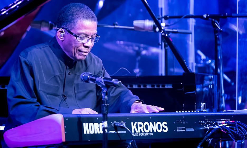 Herbie Hancock: Quintessential Quintet Live