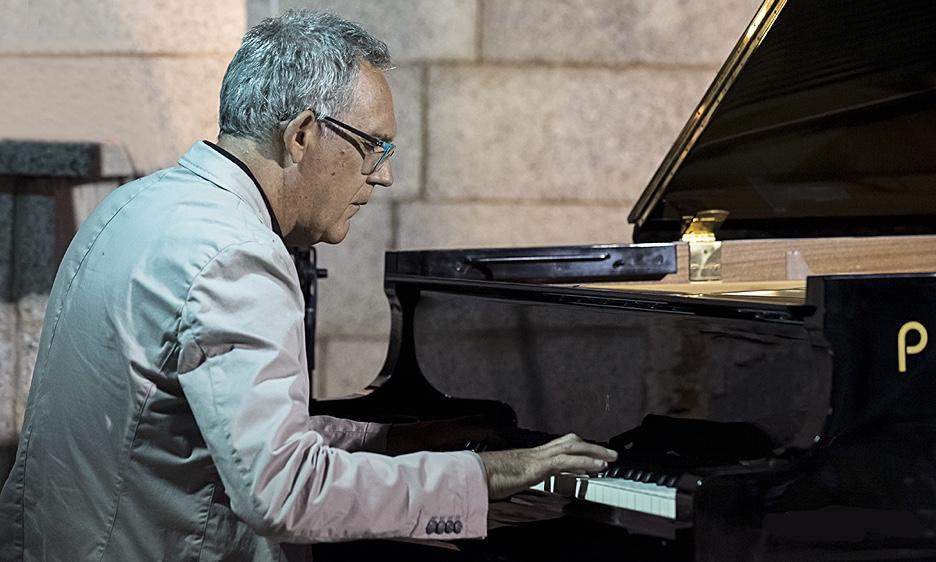 Massimo Colombo: Italy's Erudite Jazz Pianista
