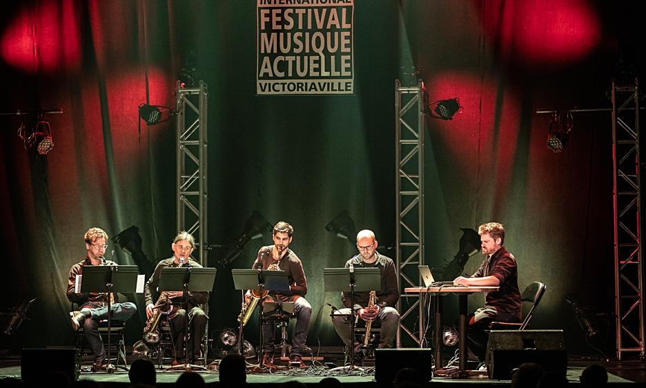 Festival International de Musique Actuelle de Victoriaville 2019, Part 2-2