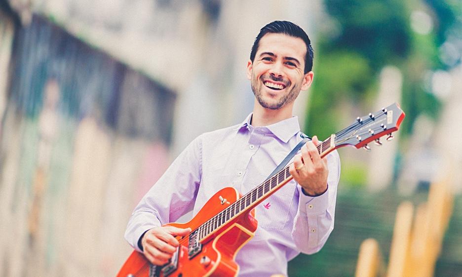 André Peloso: A promising Brazilian guitarist and educator