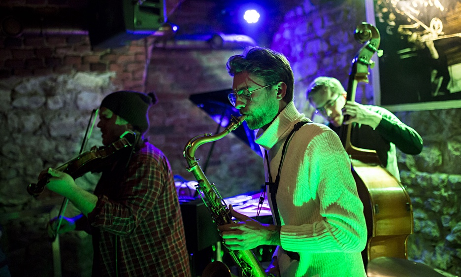 Kraków Jazz Juniors Competition 2018
