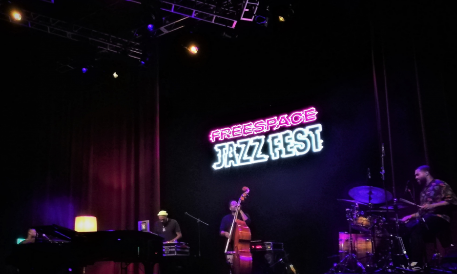 Robert Glasper Trio at Freespace Jazz Festival