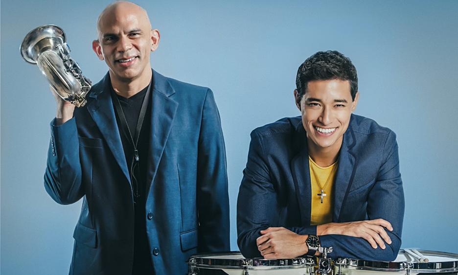 Tony Succar & Pablo Gil Raices Jazz Orchestra Premiere Video Release 'Raices Jam' From Self-Titled Debut CD!