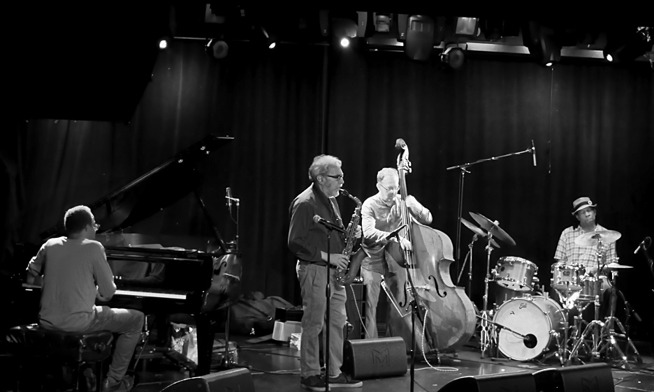 Shipp / Lowe / Baker / Ray at Le Poisson Rouge