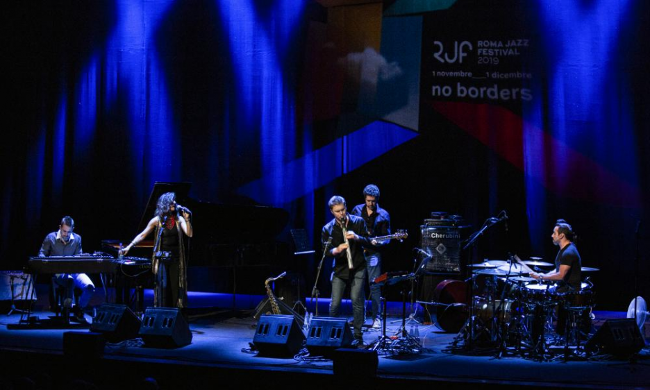 Antonio Sanchez & Migration al Roma Jazz Festival