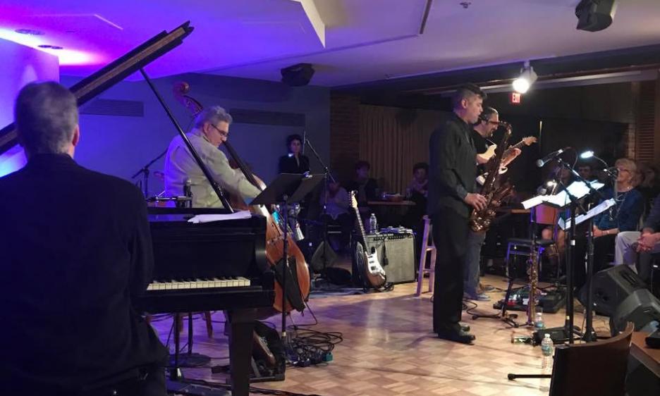 Lello Molinari Quartet at Regatta Bar