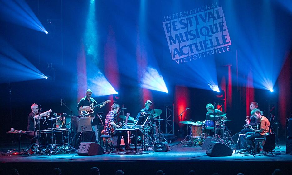 Festival International de Musique Actuelle de Victoriaville 2019, Part 1-2