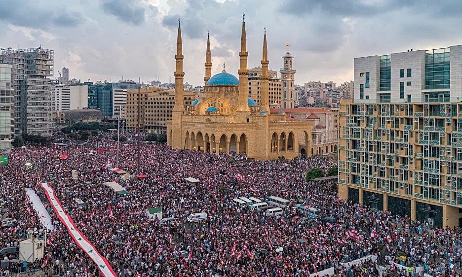 Lebanon: Jazz And The Revolution