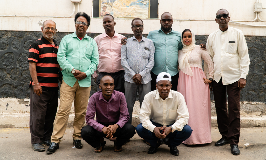 Soul Songs, Mose Songs & COVID Aid for Djibouti
